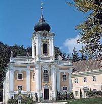 Wallfahrtskirche Mariahilfberg